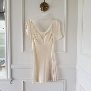 David Park Silk Dress